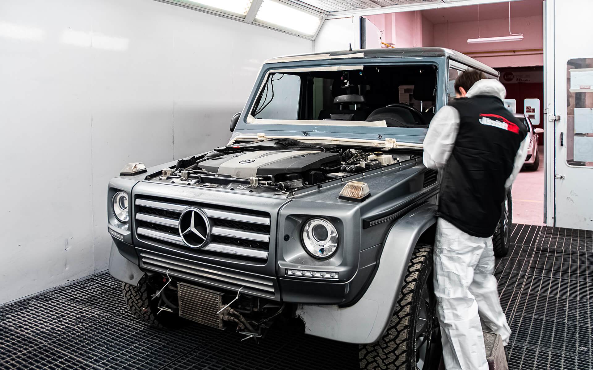 Mercedes-benz-autocentrum